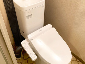 トイレリフォーム 水道代の改善を期待できる節水型トイレ