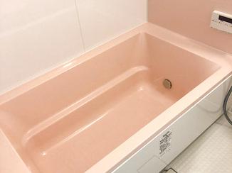 バスルームリフォーム ワンサイズ大きくなり旦那様も大満足のお風呂