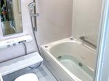 バスルームリフォーム肩湯&ジェットバス付き!癒しとくつろぎのお風呂