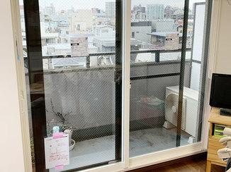 内装リフォーム 結露を防止する断熱窓で住みやすくなったマンション