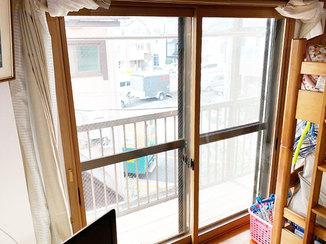 内装リフォーム 断熱と遮音で騒音を軽減し、プライバシーを守る内窓