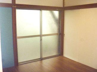 内装リフォーム 和室から洋室へ、気分が明るくなる素敵なお部屋に