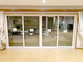 内装リフォーム 耳障りな外の音を遮断し、冷暖房の効果を上げる断熱窓