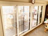 内装リフォーム外気の熱を遮断し、冷房効率をアップさせる内窓