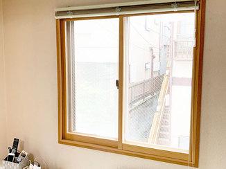 内装リフォーム 近隣の生活音をシャットアウトし、エアコンの効きも良くなる内窓