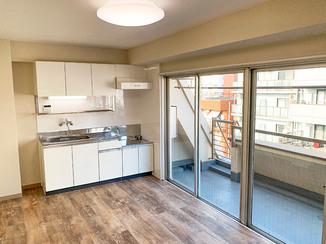 マンションリフォーム 水廻りのレイアウトを変更し、快適に使えるお部屋