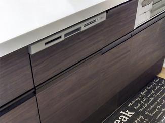 キッチンリフォーム 毎日の家事を楽にするビルトイン食洗機