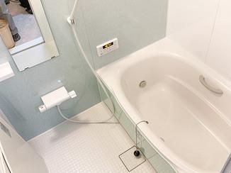 バスルームリフォーム 漏水を解消し、快適に使える浴室&トイレ