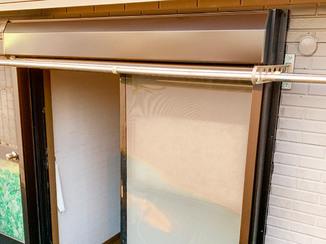 エクステリアリフォーム 災害から窓を守るシャッター